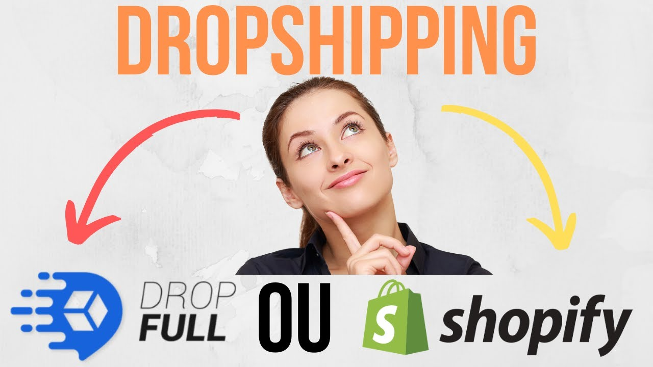 Dropshipping Como Começar | Dropfull ou Shopify | Dropship 2020 | DROPFULL