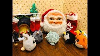 BAJKA GANG SŁODZIAKÓW 2  Słodziaki chcą przyłapać św. Mikołaja  MIKOŁAJKI