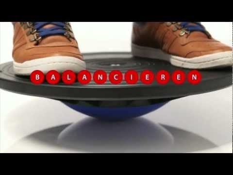 Video: Togu Balance Disc Balance Board