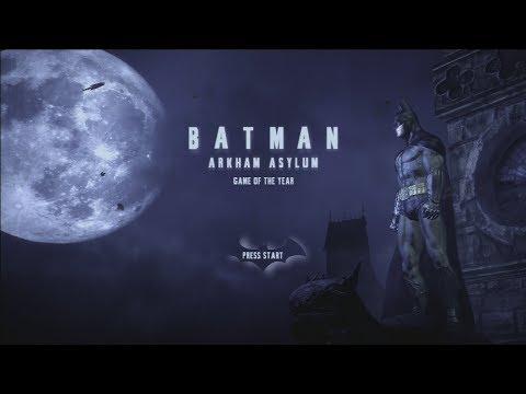 Batman Arkham Asylum (PS3) part 14 Stopping The Joker's Toxic Pollution