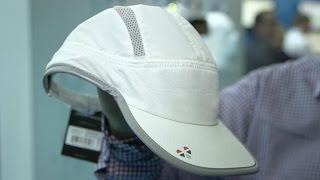 LifeBeam Smart Hat checks heart rate on your head