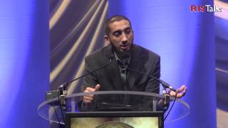 "RISTalks: Ustad Nouman Ali Khan - ""Gratitude: A Way of Life"""