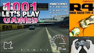 R4: Ridge Racer Type 4 (PS1) - Let