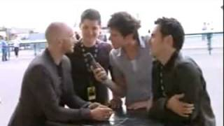 The Script interviewed by Eoghan McDermot