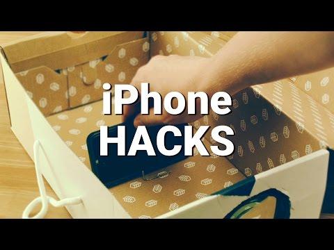 iPhone Hacks!
