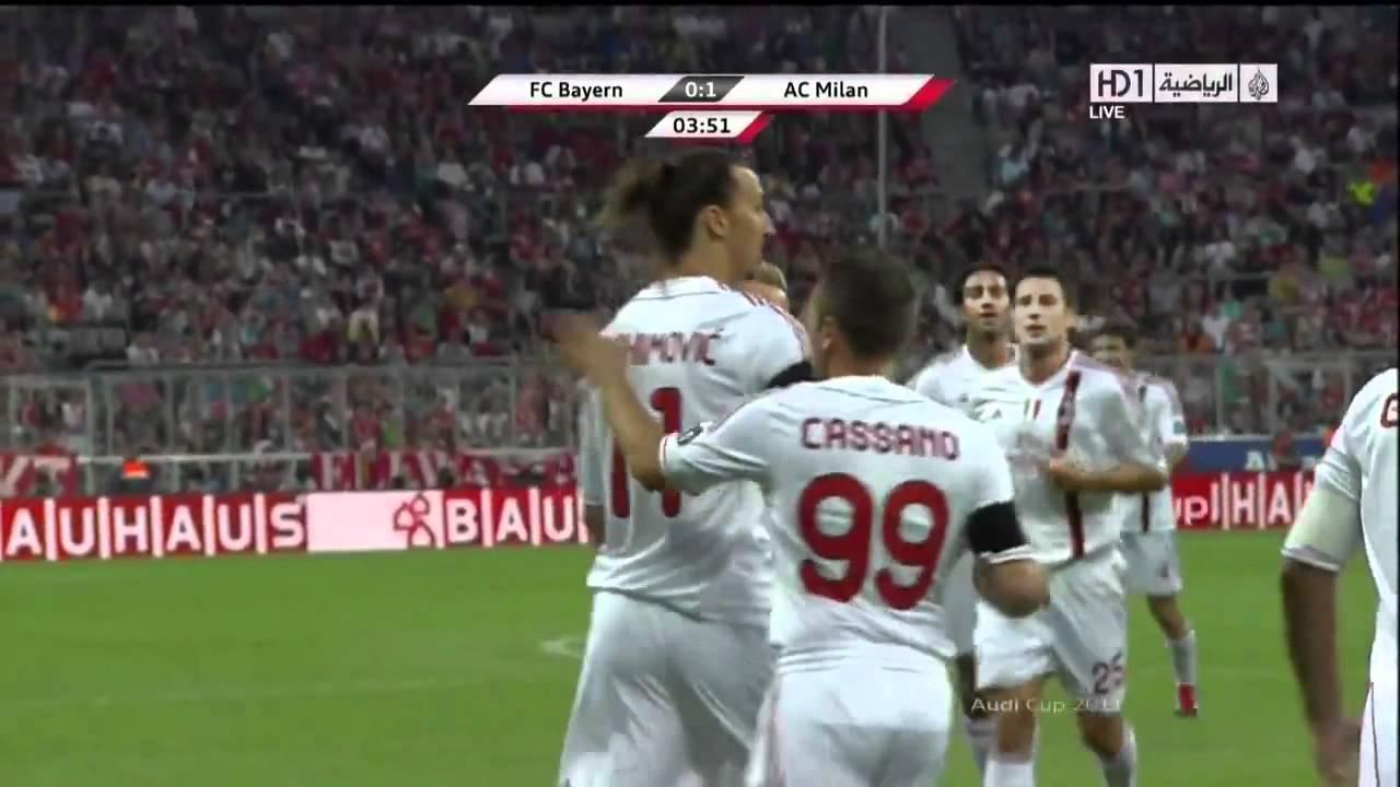 Zlatan Bayern München