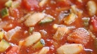 How To Prepare Simple Minestrone- Baby  Kids Food, Cooking,vegetarianfunny Hot Recipes