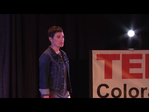 Why Everyday Kindness and Simple Giving Matter   Jenny Schell   TEDxColoradoSprings