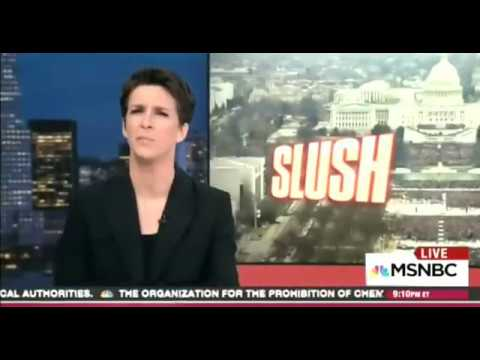 Rachel Maddow Manages to Blame Trump for Implosion of Socialist Venezuela