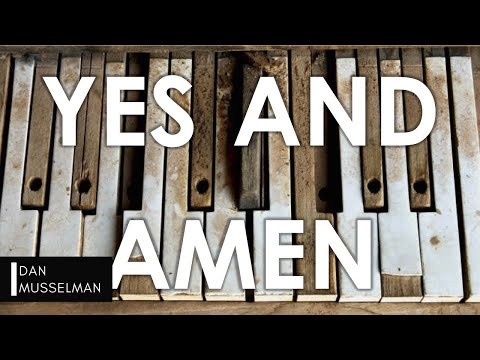 YES AND AMEN | Chris Tomlin | Never Lose Sight