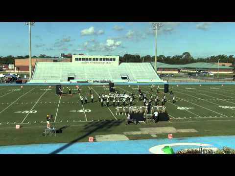 Richton High School Marching Band 2013
