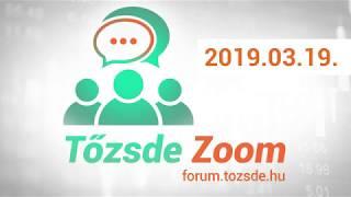 Tőzsde Fórum # (2019.03.19)