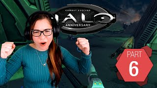 Halo: Combat Evolved Pt. 6 | 343 Guilty Spark | Gaming with Tracy