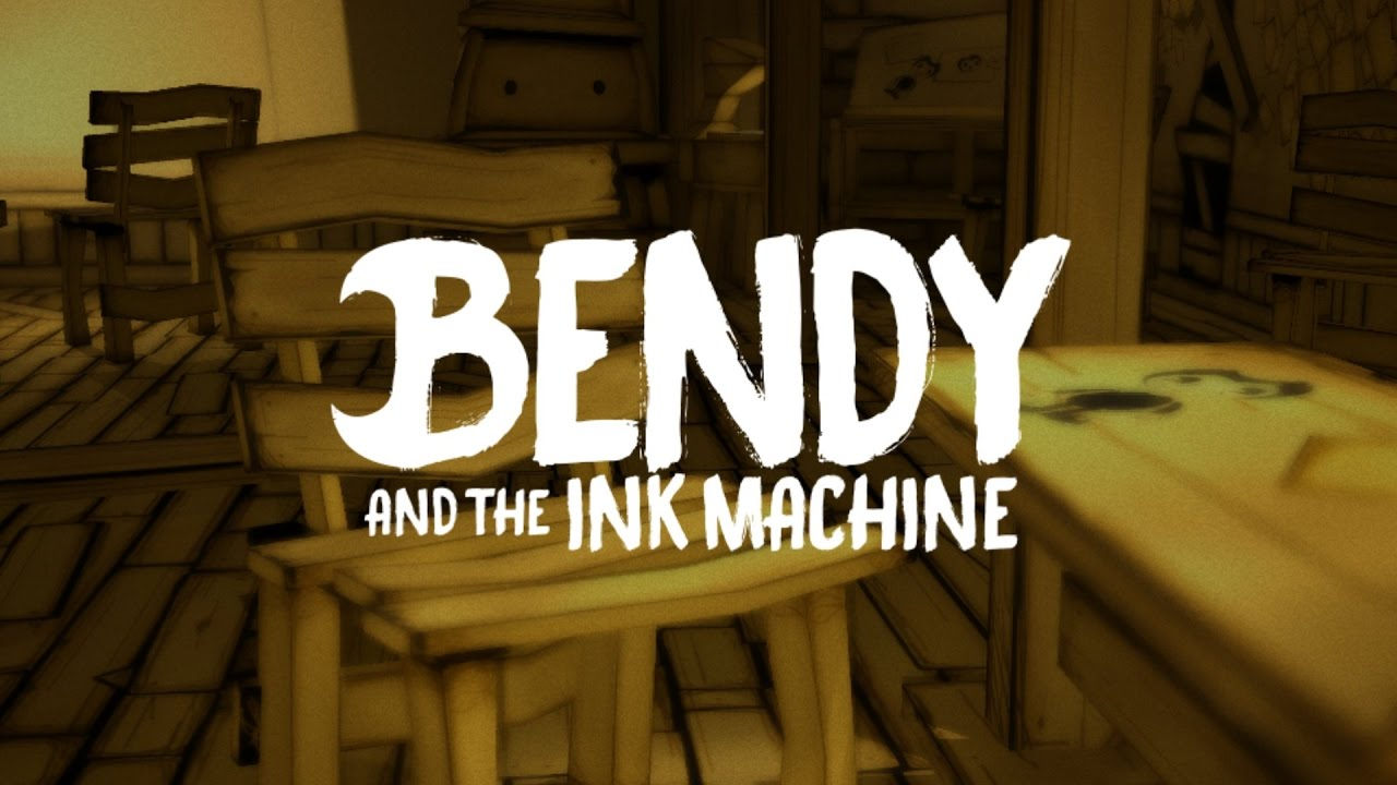 Descargar BENDY AND THE INK MACHINE - Chapter Three PC Gratis