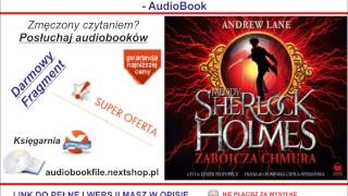 PRZYGODY MŁODEGO SHERLOCKA HOLMESA - ZABÓJCZA CHMURA - Andrew Lane (AudioBook, MP3)