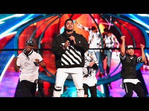 Chris Brown Soul Train Awards 2014 (Full Performance)