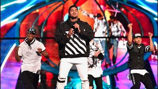 Chris Brown Soul Train Awards 2014 (Full Performance)