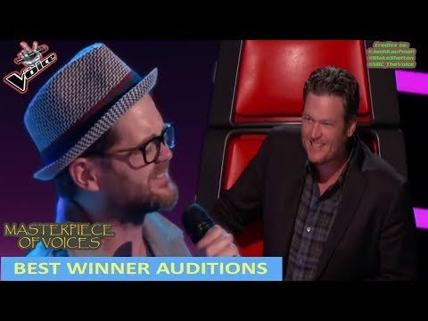 BEST WINNERS AUDITION IN THE VOICE [REUPLOAD]