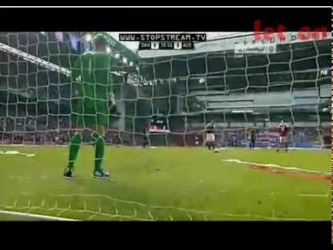 goal denmark vs australia friendly 2 6 2012 agger s