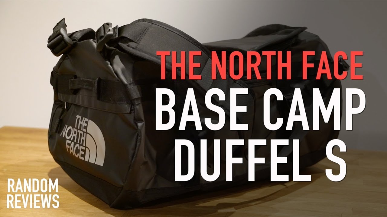 601e1ee62 Best Small Travel Bag? The North Face Base Camp Duffel S Review