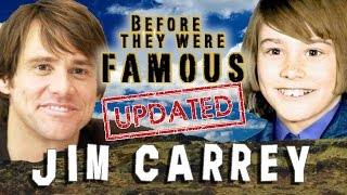 JIM CARREY - Before They Were Famous - UPDATED