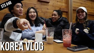 (ENG/ESP) Ranting About Society, Life and Happiness in Korea (EP. 48) #SanJuanToSeoul Korea VLOG