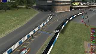 Live For Speed s2 - Blackwood Derby Layout - [TC] Events Fun Night #4