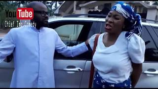 Maggi Goes For Confession part 1 (Okwu na Uka) Episode 23 - Chief Imo Comedy