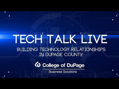 Tech Talk Live Part 1