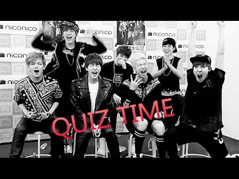 Bts Quiz