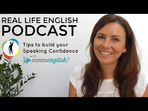 PODCAST | Build Your English Confidence