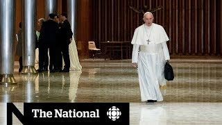 Vatican summit on sex abuse begins, but doors remained closed to victims