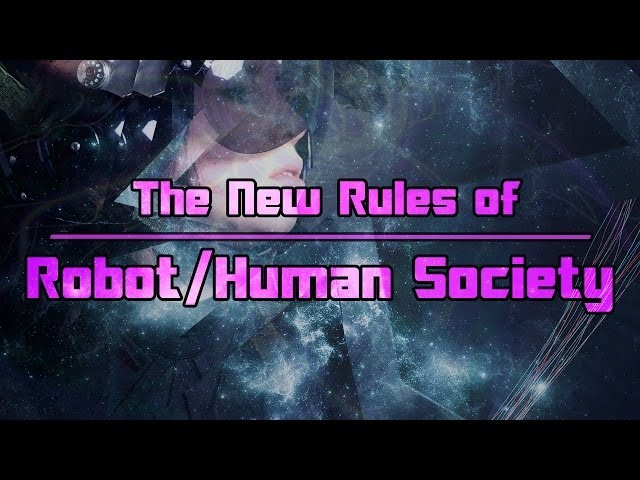 The New Rules of Robot/Human Society | Off Book | PBS Digital Studios