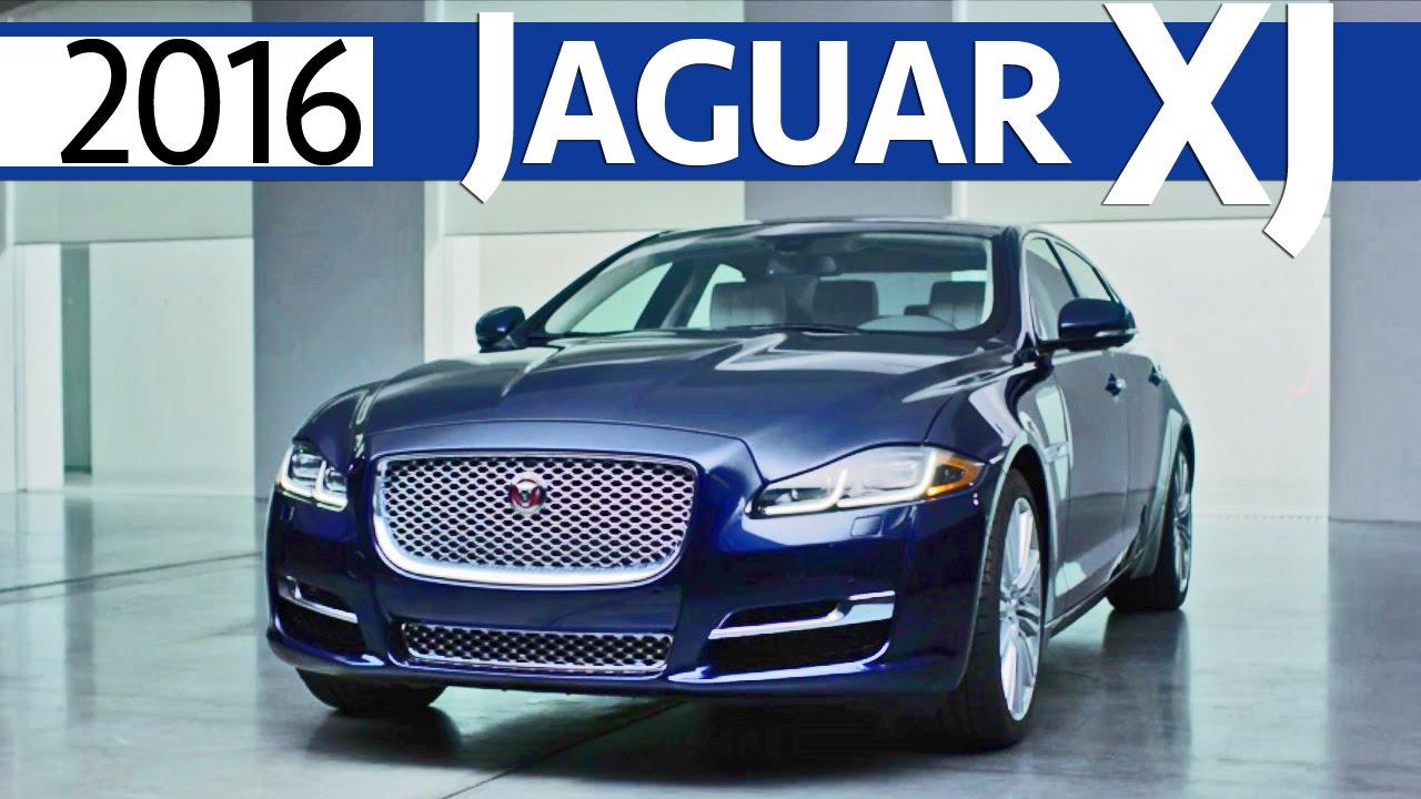 All Types 2016 xj : ▻ 2016 Jaguar XJ - Interior and Exterior walkaround - YouTube