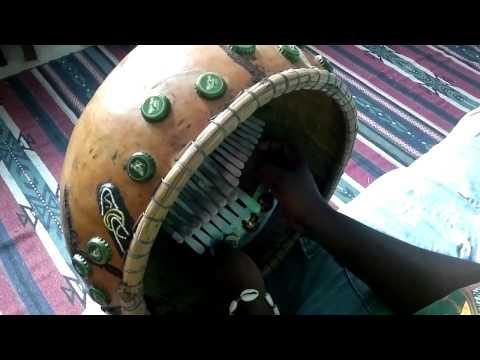 Mbira in Mavembe G minor played by Dingiswayo Juma from Juma Drums
