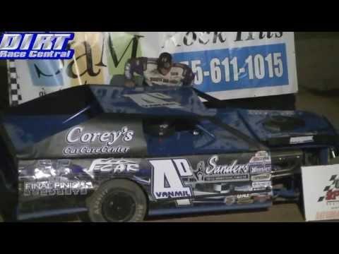 North Central Speedway 2013 Highlights