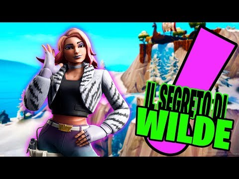 L'ABILITà SEGRETA DEL NUOVO STARTER PACK FORTNITE SEASON 9 SKIN WILDE GAMEPLAY ITA