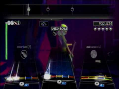 So What'cha Want Rock Band 2 Full Expert Band 100% FBFC