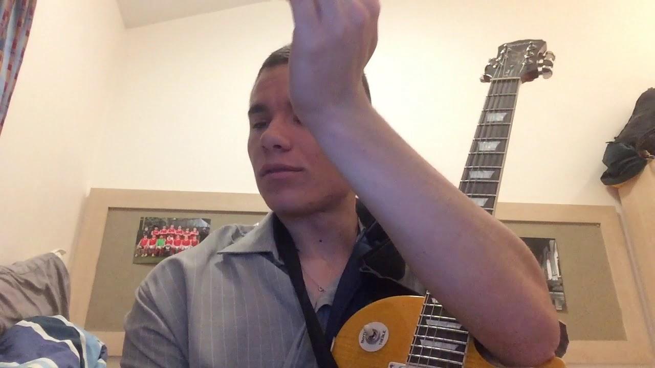 Guitar Lesson Gloria Jones Tainted Love Youtube