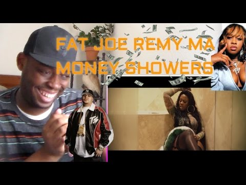 Fat Joe, Remy Ma - Money Showers (Official Video) ft. Ty Dolla $ign REACTION!!!