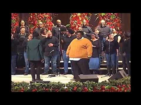 Eric Reed - I Almost Let Go (Kurt Carr Classic)