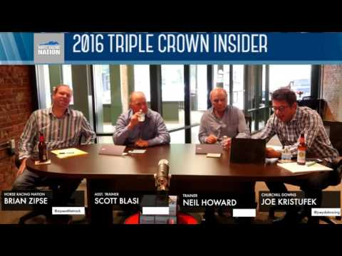 HRN Roundtable with Scott Blasi and Neil Howard