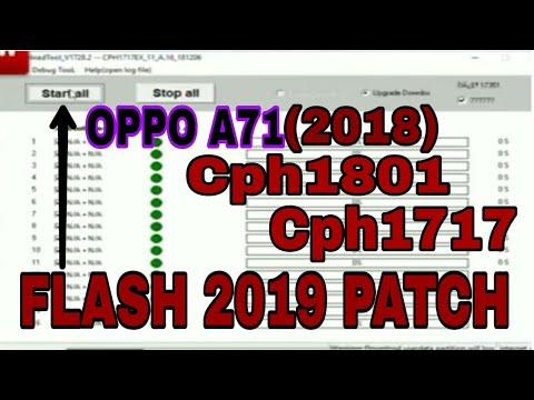 How to flash Oppo mobiles Tutorial | Flash all oppo mobiles easily with tools and Stock rom/firmware.