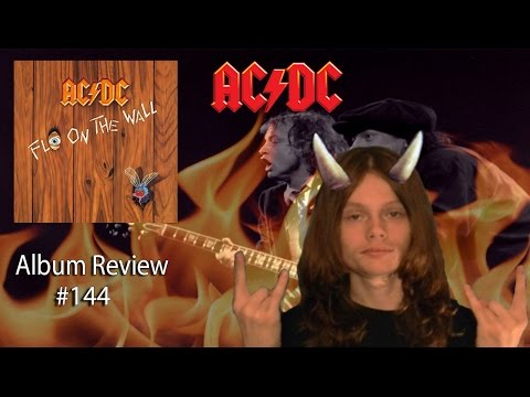 Fly On The Wall by AC/DC Album Review #144