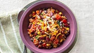 How To Make Chipotle-quinoa Chili