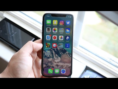 Whats On My iPhone X! (September 2018)