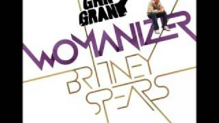 Britney Spears Womanizer Remix featuring Grip Grand