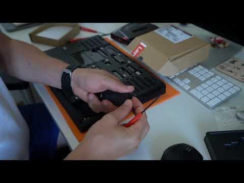 Details of Lenovo ThinkPad T5