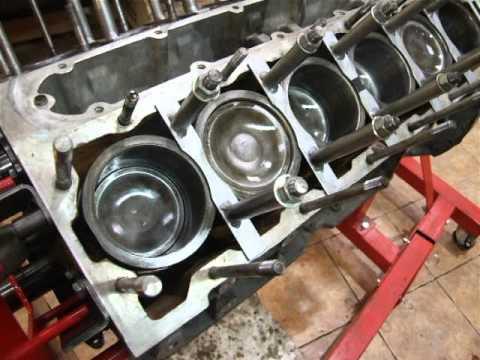 Jaguar V12 Engine Rebuild 3