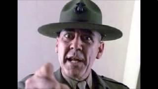 Il sergente Hartman impazzisce